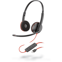 Blackwire C3220 Stereo USB-C Headset