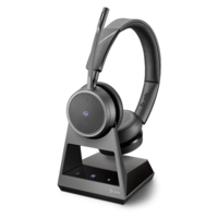 Plantronics Voyager 4220 Office, 2-way Base, MS Teams, USB-A Cable