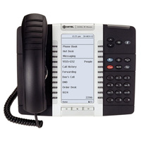 Mitel 5340e Backlit Gigabit IP Phone (50006478) - Refurbished