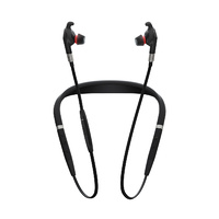 EVOLVE 75e  & Link 370, MS Earbuds with ANC