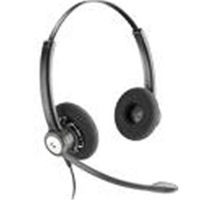 Plantronics HW121N Entera Wideband Binaural Noise Cancelling
