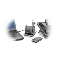Plantronics W740-M Savi 3-in-1 Office Convertible DECT Microsoft OC Certified