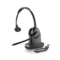 Savi W410 Monaural Wireless DECT Headset with USB Dongle