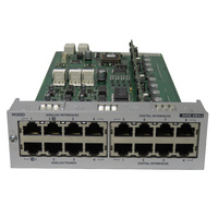 Alcatel Omni PCX AMIX 4/8/4-1 (4 Analogue Trunks/8 Digital Interfaces/4 Analogue Interfaces) Card - Used