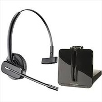 Plantronics CS540 Wireless Headset Top and Base - Refurbished
