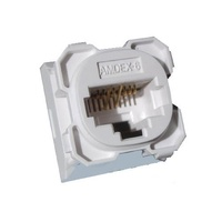 Cat6 8P8C Data Jacks for Clipsal Style Plates