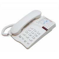 Interquartz Gemini IQ333 Analogue Phone (Cream) - Refurbished