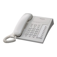 Panasonic KX-T7560 Non-Display Digital Phone (White) - Refurbished