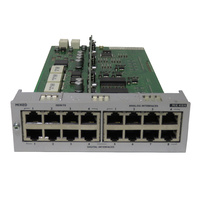 Alcatel Omni PCX MIX 4/8/4 (4 ISDN T0/8 Digital Interfaces/4 Analogue Interfaces) Card - Used