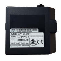 NEC APR-LA analogue adapter - used