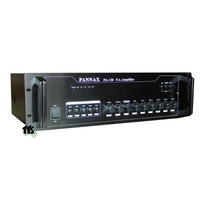 120 WATT PUBLIC ADDRESS AMPLIFIER