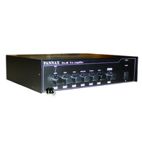 40 watt RMS Public Address Amplifier