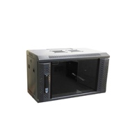 "Coms in a Box 19"" x 6RU x 600mm deep server cabinet"