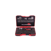 "101 Piece 1/4"" Drive Ratchet Screwdriver Kit"