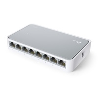 TP-Link 8 Port 10/100Mbps Desktop Switch - TL-SF1008D