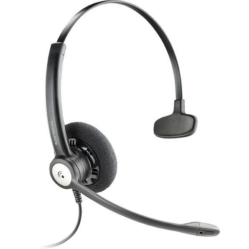 Plantronics HW111N Entera Wideband Monaural Noise Cancelling