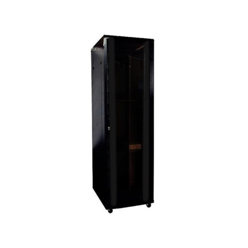 "Coms in a Box 19"" x 32RU x 800mm deep server cabinet"